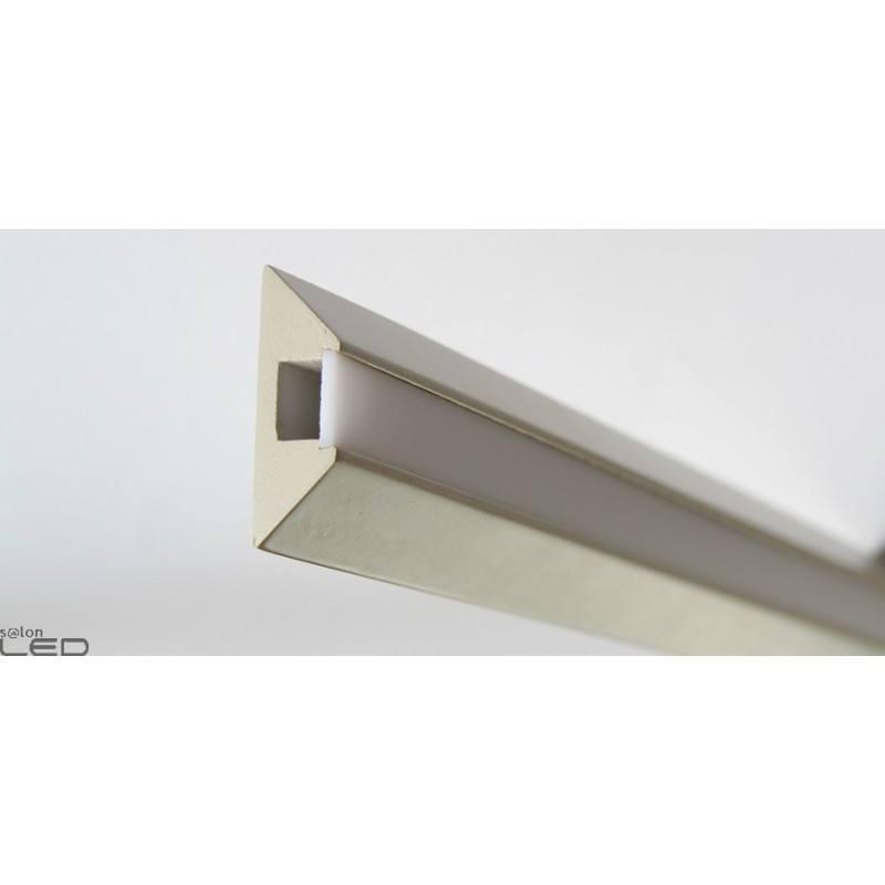 profil led stos mdf 1m z os onk. Black Bedroom Furniture Sets. Home Design Ideas
