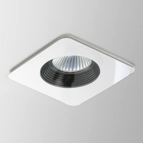 ASTRO Vetro Square IP65 LED 6W białe, czarne