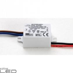 ASTRO LED Driver 350mA 3W 1275 transformator