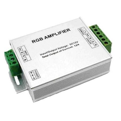 Wzmacniacz LED RGB 12V 12A 144W