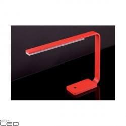MAXlight Office T0008 lampa biurkowa czerwona