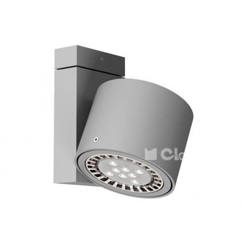 CLEONI Kalmar T001T1Sd101 Ceiling lamp silver matt