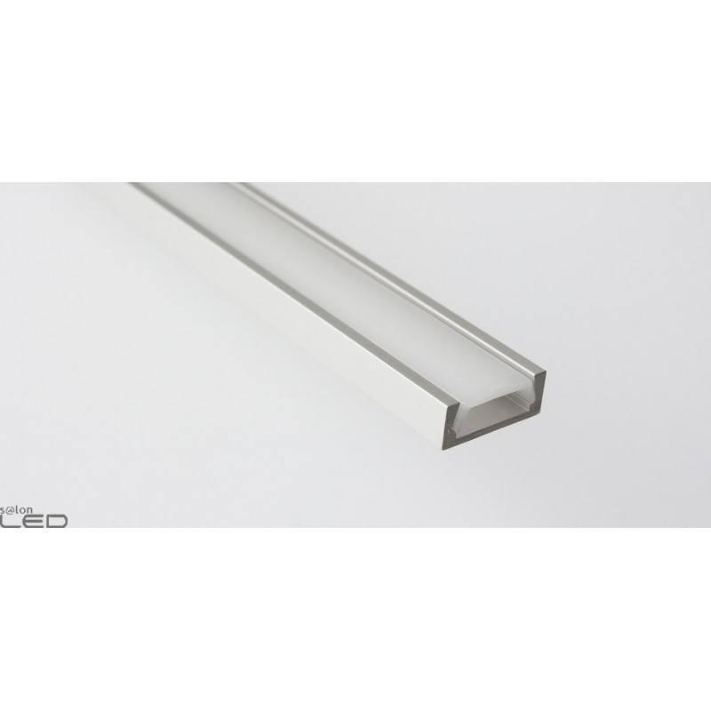 led profile micro alu aluminum profiles profile for led. Black Bedroom Furniture Sets. Home Design Ideas