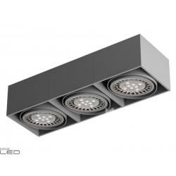 CLEONI Tuz T019X3Sd Ceiling lamp