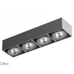CLEONI Tuz T019X4Sd Ceiling lamp