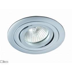 BPM Aluminio Plata 5000/19 LED 12V satynowy nikiel