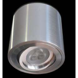 Oprawa halogenowa Aluminio Plata BPM 8015 LED