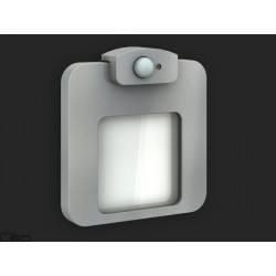 LEDIX Oprawa LED Moza PT 230V AC z czujnikiem ruchu