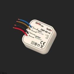 Power supply spin on ZNP-08-14 14V DC/8W for luminaires Ledix