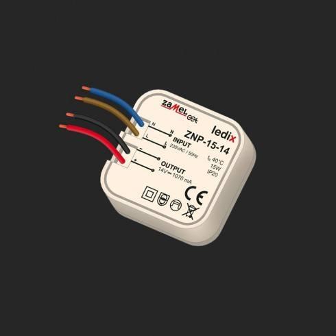 Power supply spin on Ledix ZNP-15-14 14V DC/15W
