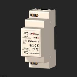 LEDIX ZNM-08-14 Zasilacz modułowy 14V DC/8W