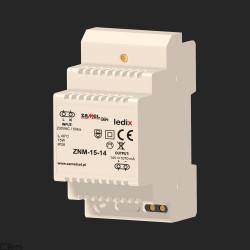 LEDIX ZNM-15-14 Zasilacz modułowy 14V DC/15W