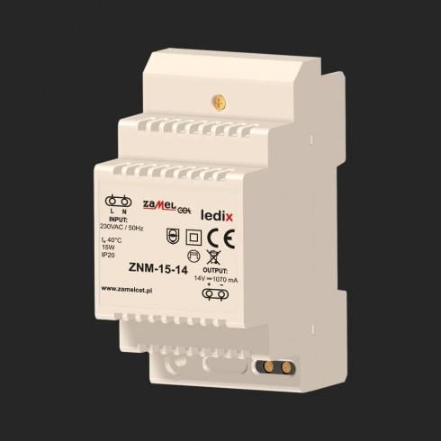 Power Supply Unit ZNM-15-14 14V DC/15W