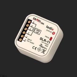 LEDIX SLR-11 Sterownik RGB bezprzewodowy