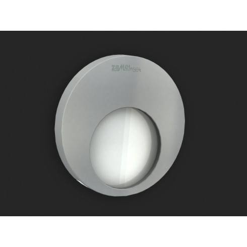 Aluminum Round LED luminaire Ledix Muna NT 14V DC