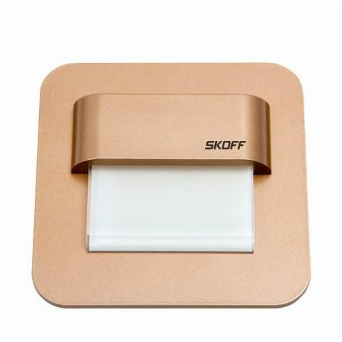 SKOFF SALSA STICK brass mat, warm white