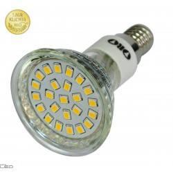 Żarówka ORO E14 24 LED Biała Ciepła 120 stopni