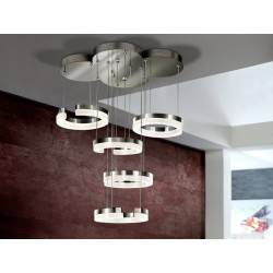 Modern pendant lamp LED SCHULLER ON 562782