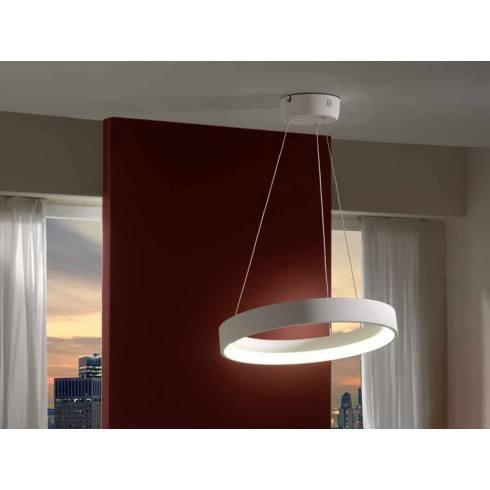 Suspension lamp led schuller cronos 152372 for Suspension led exterieur