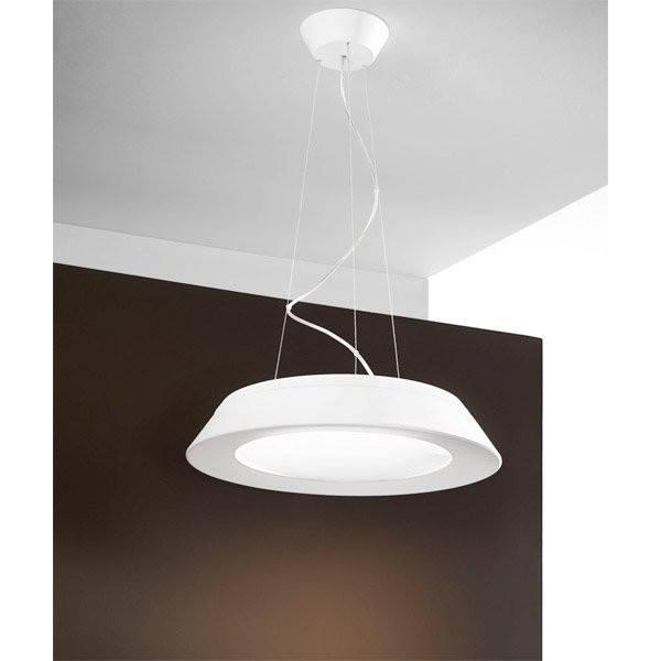 Linea light conus 7275 7276 pedant lamp white grey - Neon per cucina ...
