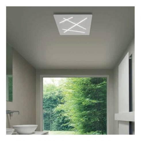 MA&DE S Next 7442 ceiling 70cm x 70cm LED