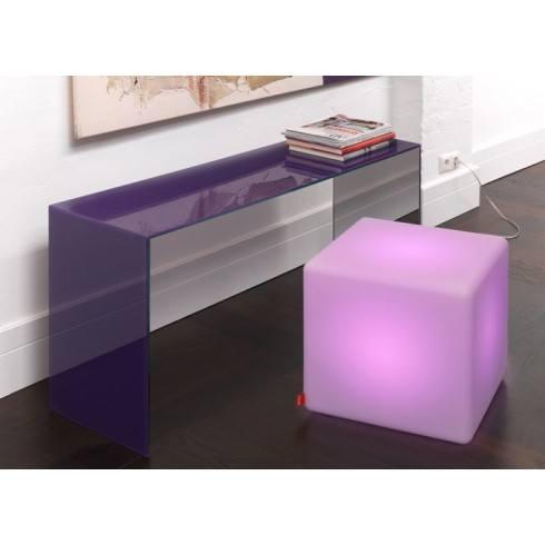 MOREE Stolik/pufa Cube Indoor LED 06-05-01-LED