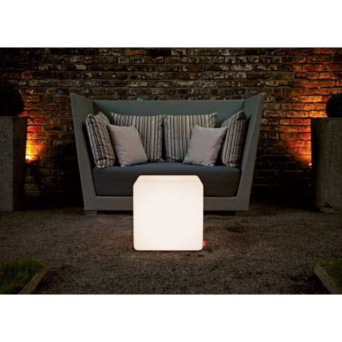 MOREE Table/Pouf Cube Outdoor 06-06-01