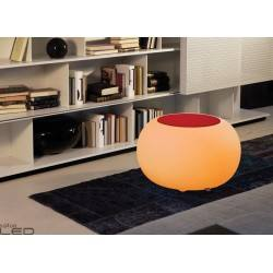 MOREE Table or pouffe Bubble Indoor LED