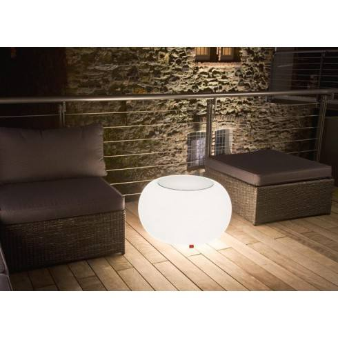 MOREE Table/Pouf Bubble Outdoor 15-02-01