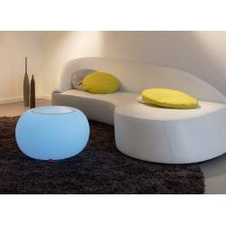 MOREE Table/Pouf Bubble LED Pro Accu 15-03-01