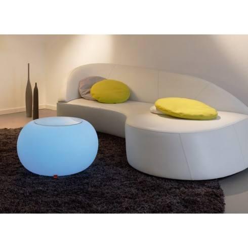 MOREE Stolik/pufa Bubble LED Pro Accu 15-03-01