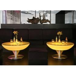 MOREE Table Lounge LED Pro 45/55/75/105 Accu 07-09-04, 07-09-01, 07-09-02, 07-09-03