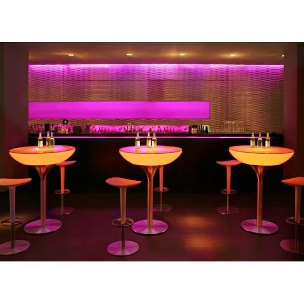 MOREE Table Lounge 455575105 LED Pro Accu 070904, 070901, 070902, 07 -> Table Salon Led
