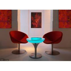 MOREE Stolik Lounge M 45/55/75/105 LED Indoor, Outdoor
