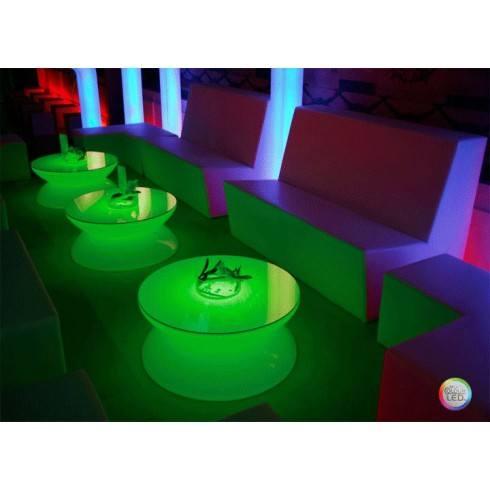 MOREE Stolik Lounge LED Pro Accu 04-06-01