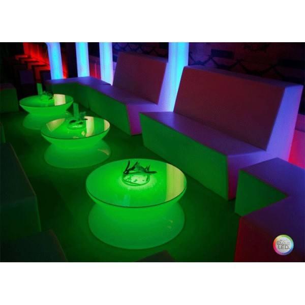 MOREE TABLE Lounge LED Pro Accu 040601 12v multicolor -> Table Salon Led