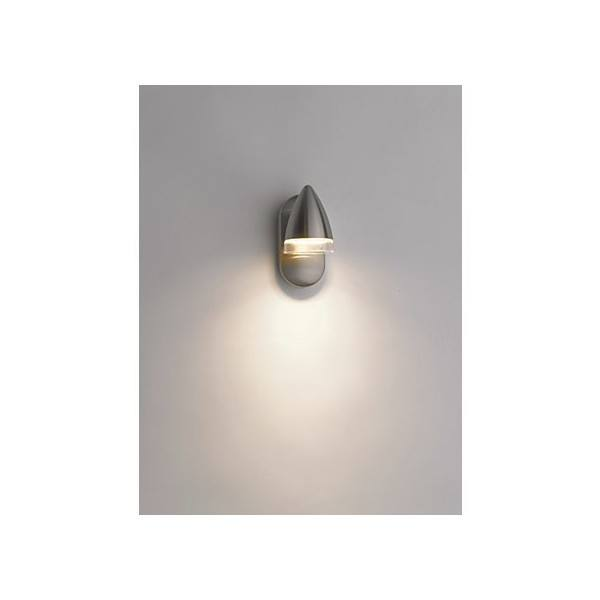 Wall Lamps Philips : PHILIPS wall lamp myLiving Maple 532101716 3W LED