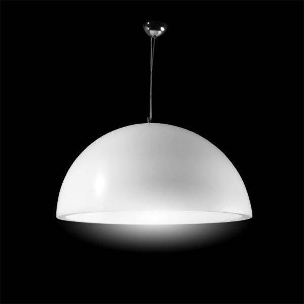 lampy wiszące półkule