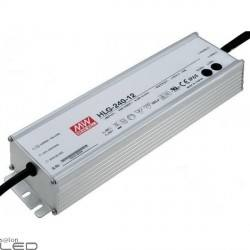 LED Power Supplies Mean Well   192W 16A HLG-240-12 12V DC Waterproof IP65