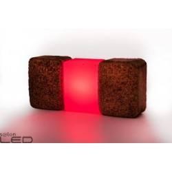 Kostka brukowa LED Nostalit 9x12