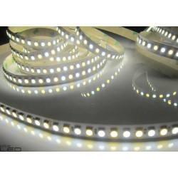 Taśma LED 120 LED/m Bicolor Biała Ciepła+Zimna IP65 1m