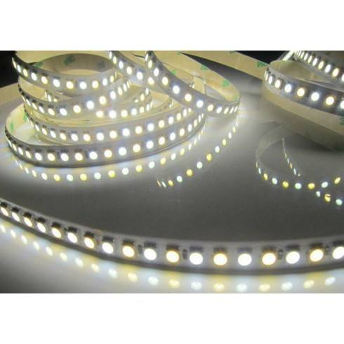 Strip LED Bicolor warm-white+cold 5m