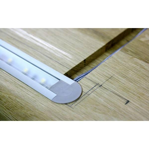 profil led micro k profil aluminiowy. Black Bedroom Furniture Sets. Home Design Ideas