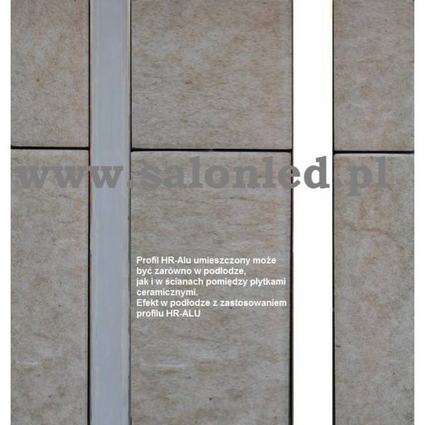 profil led hr alu wodoodporny os onka mleczna 2m. Black Bedroom Furniture Sets. Home Design Ideas