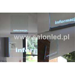 Profil LED EX-ALU anodowany