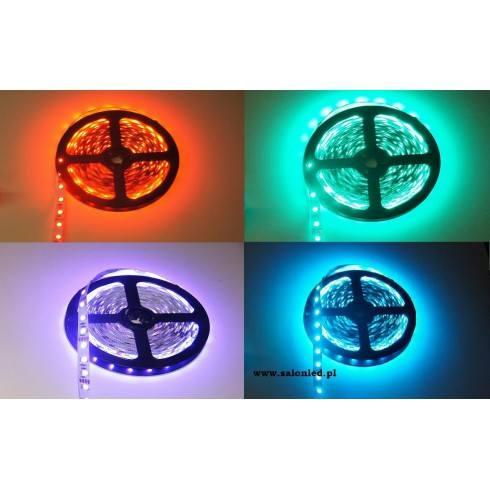 Taśma LED RGB 150 LED 1m