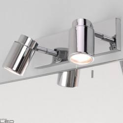ASTRO reflektor łazienkowy Como Twin 6121
