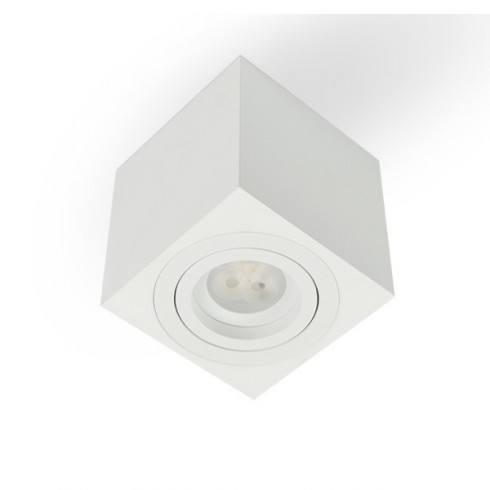 Oprawa sufitowa BPM KUP 8018 biała