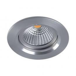 BPM ODALKI 3018 LED recessed alu 7,5cm 10W, 7W