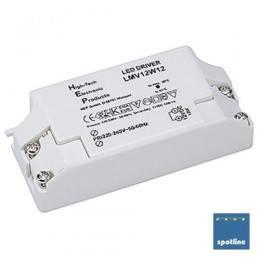 SPOTLINE transformator konwencjonalny 12V IP44 451010